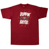 Boppin' By The Bayou T Shirt