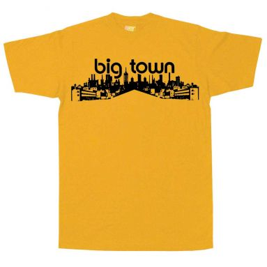 Big Town Records T Shirt [24]