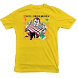 Brainstormers Kent Records LP T Shirt