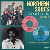 Northern Soul's Classiest Rarities Volume 7 (MP3)