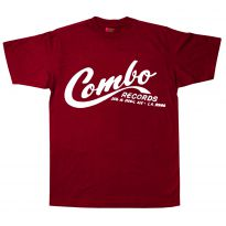 Combo Records, Los Angeles T Shirt