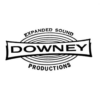 Downey Records Logo