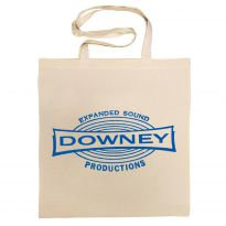 Downey Records Cotton Bag