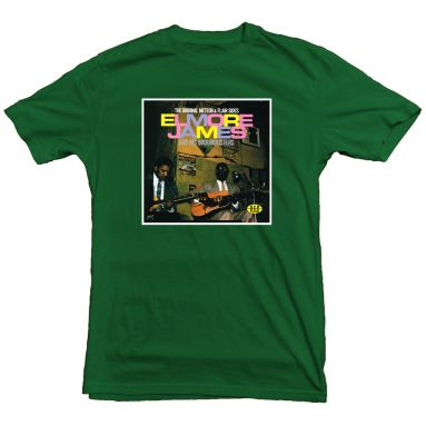 The Original Meteor & Flair Sides T Shirt Forest Green [33]