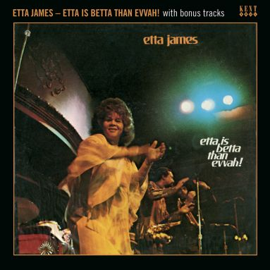 Etta James Etta is Betta Than Eva