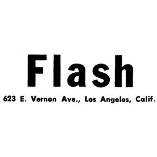 Flash Records Logo
