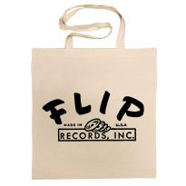 Flip Records Cotton Bag