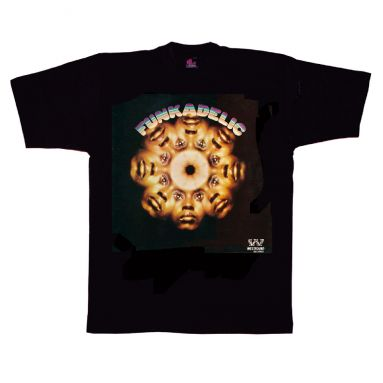 Funkadelic LP T Shirt Black [36]