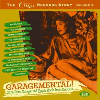Garagemental! Ultra Rare Garage And Psych Rock From The 60s