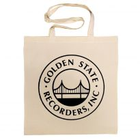 Golden State Recorders Cotton Bag