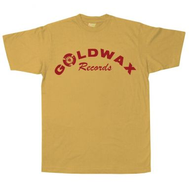Goldwax Records T Shirt Camel [197]
