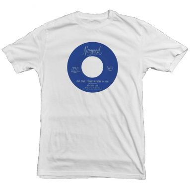 Do The Temptation Walk Mirwood Records T Shirt White [30]