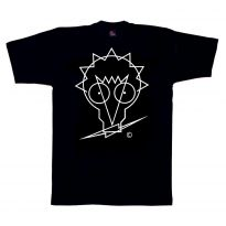 Johnny Moped Logo T Shirt