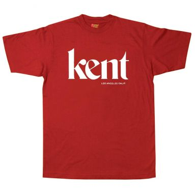 Kent, Los Angeles T Shirt Cardinal Red [11]