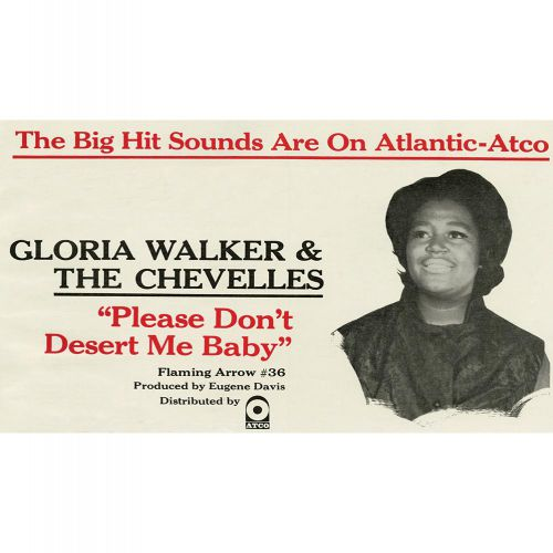 Gloria Walker and The Chevelles advert