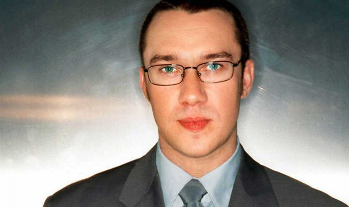 Mark Lamarr Image