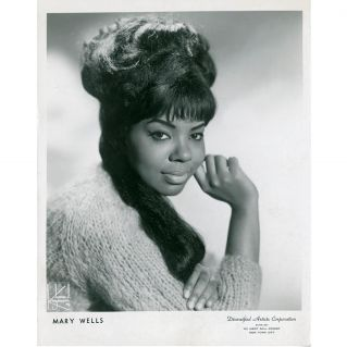 Mary Wells courtesy of David Bell
