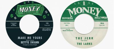 Bettye Swann 'Make Me Yours' and The Larks 'The Jerk'