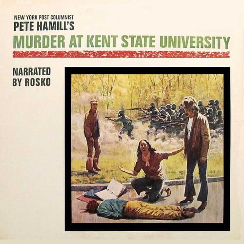 Murder At Kent State University (MP3)