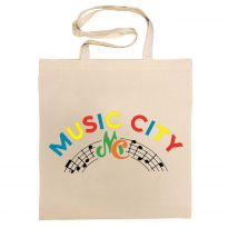 Music City Records M.C. Cotton Bag