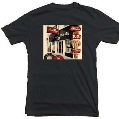 Music City Story official T Shirt Black [36]