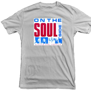On the Soul Side official Kent Records LP T Shirt Ice Grey [23]