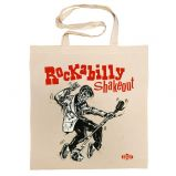 Rockabilly Shakeout Cotton Bag