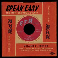 Speak Easy - The RPM Records Story Volume 2 1954-57 (MP3)