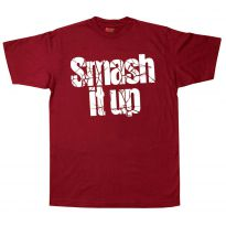 Smash It Up Logo T Shirt