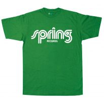 Spring Records T Shirt
