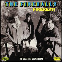Firebeat! The Great Lost Vocal Album (MP3)