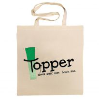 Topper Music Corp Cotton Bag