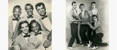 The Impressions and Dion & The Belmonts