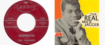 The Frogmen 'Underwater' and Don Covay 'Mercy!'