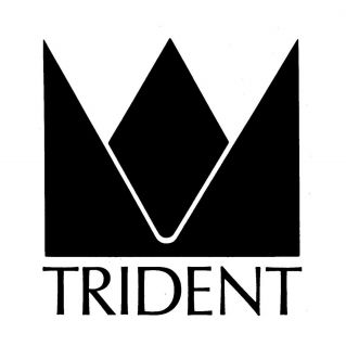 Trident Records Logo