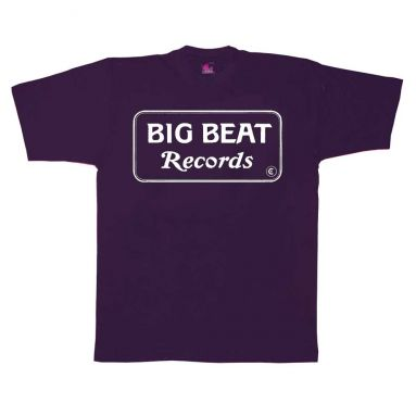 Big Beat 'US style T Shirt Navy Blue [32]