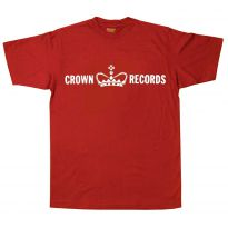Crown Records 'Crown' T Shirt