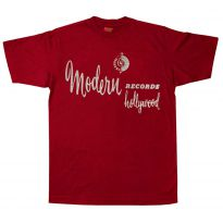 Modern Records Hollywood T Shirt