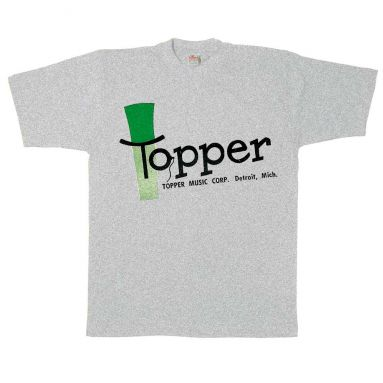 Topper Music Corp T Shirt Sport Grey [95]