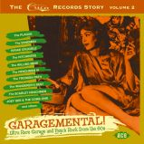 Garagemental! The Cuca Records Story Vol 2 (MP3)