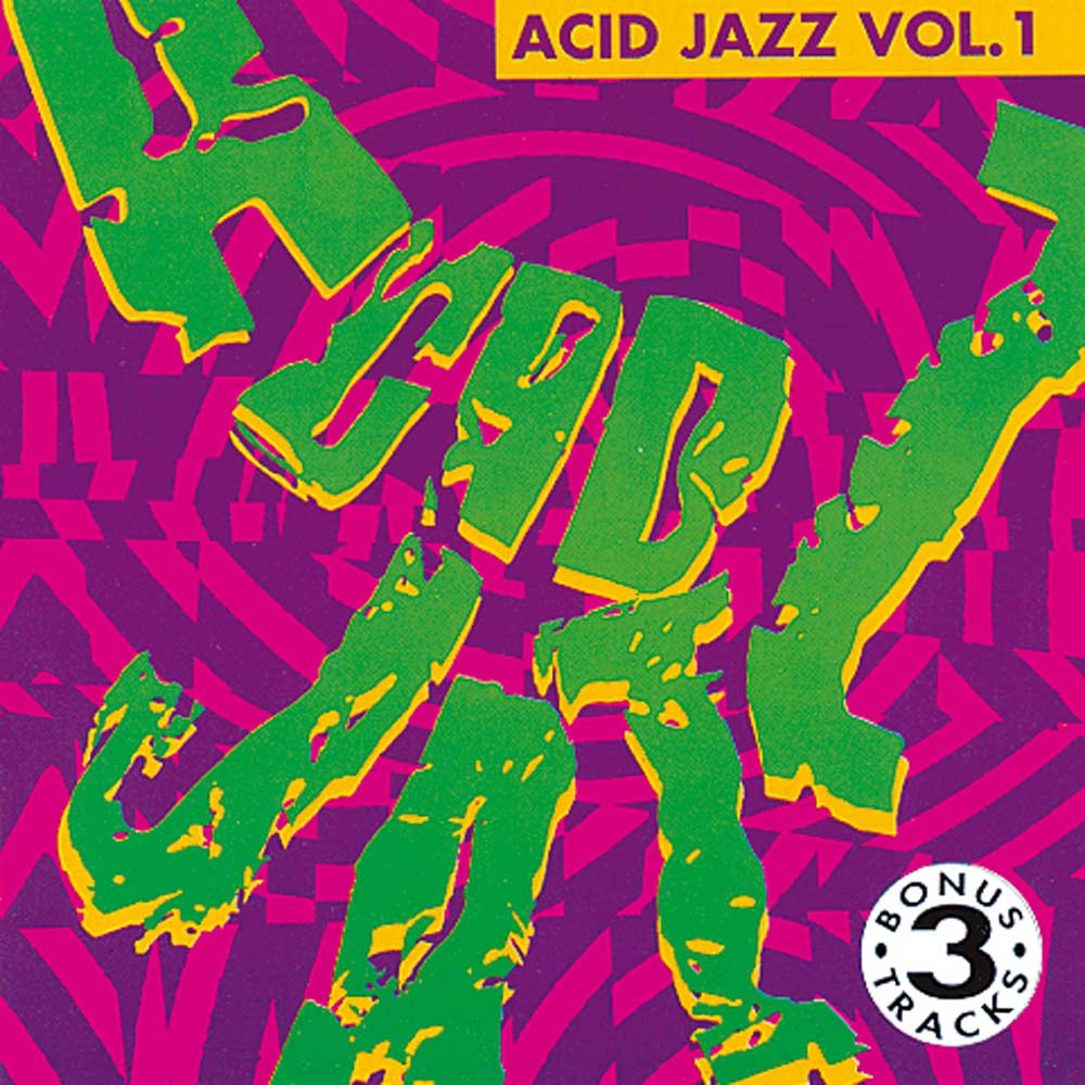 Various Artists (BGP Misc) - Acid Ja - Ace Records
