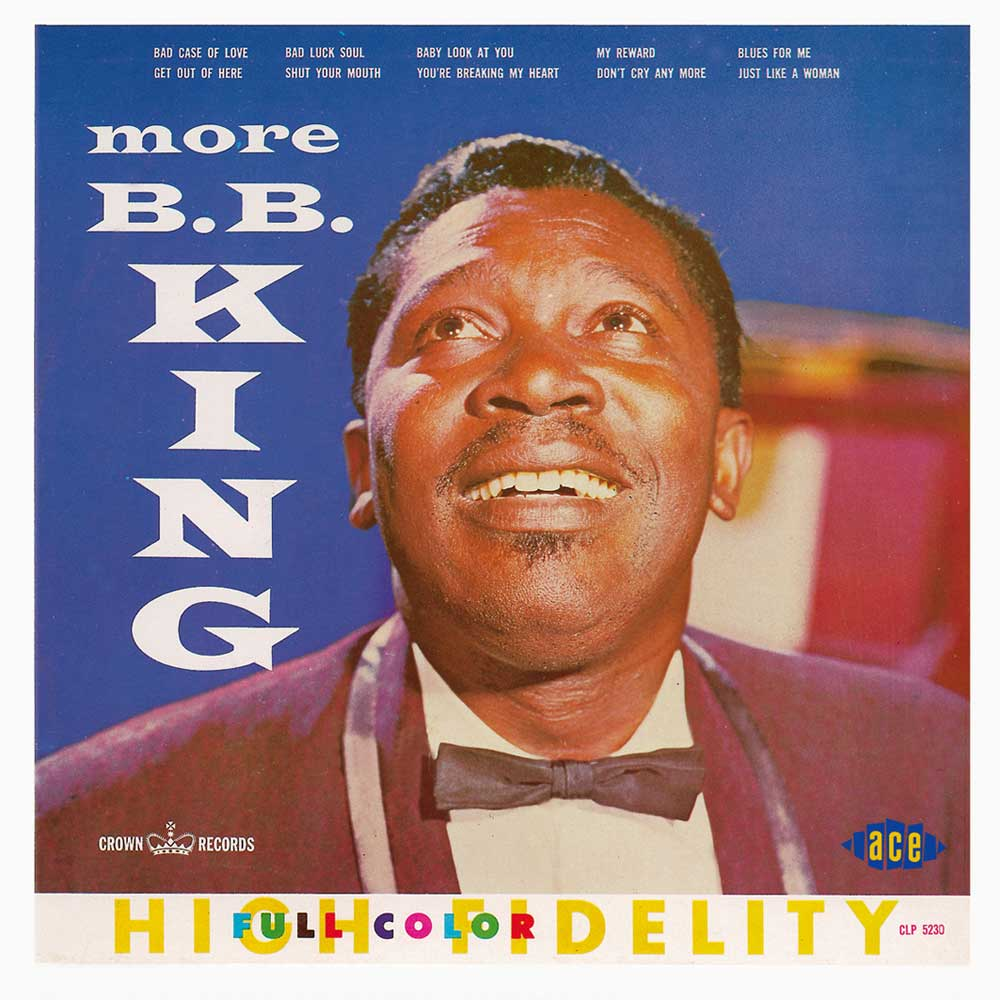 B.B. King - Eight Classic Albums