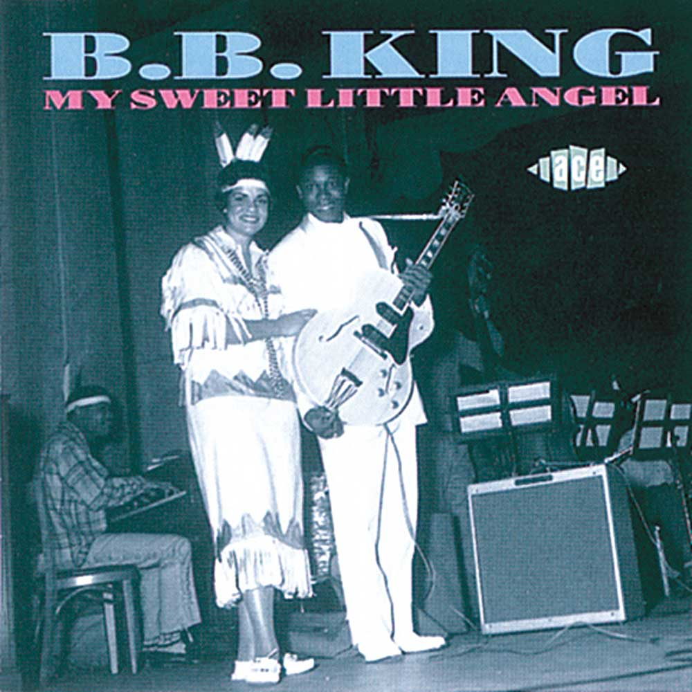 B.B. King - I Like To Live The Love / Love