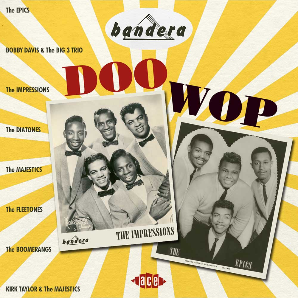 various artists bandera records bandera doo wop mp3 ace records. Black Bedroom Furniture Sets. Home Design Ideas