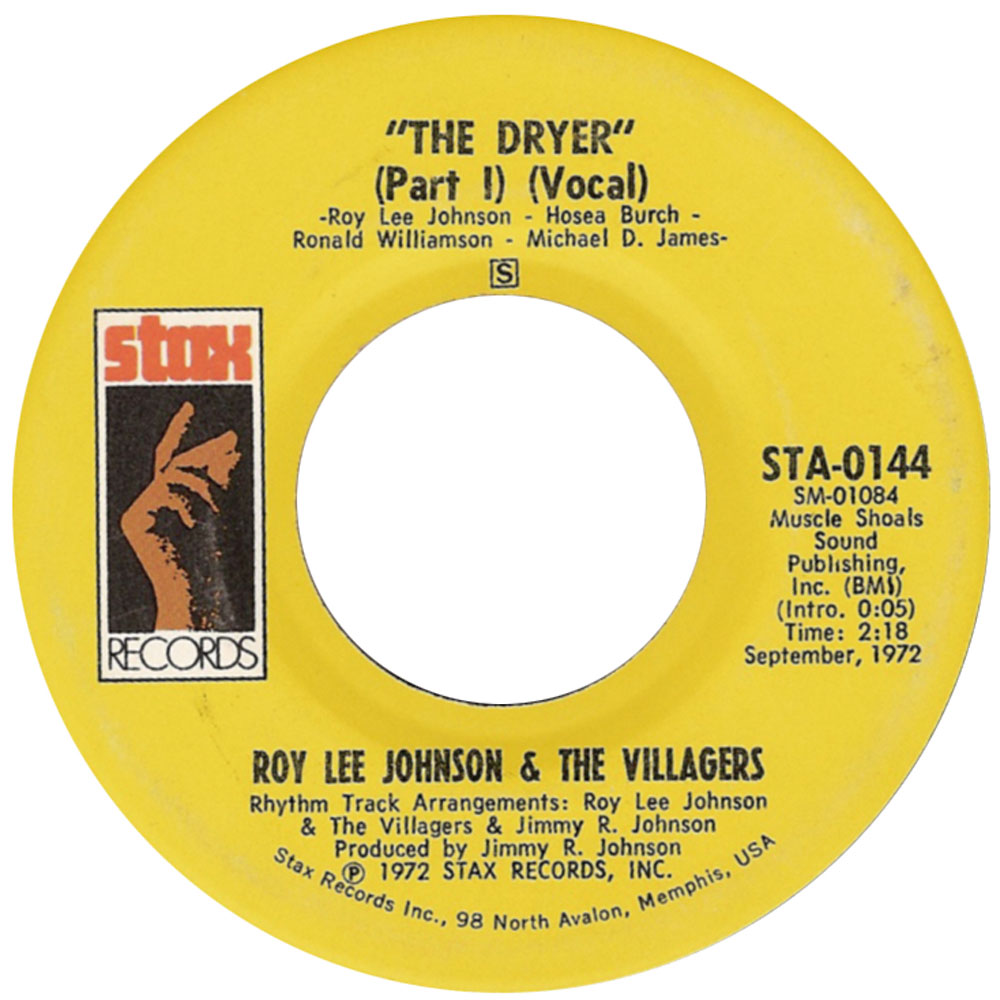 Roy Lee Johnson And The Villagers Roy Lee Johnson And