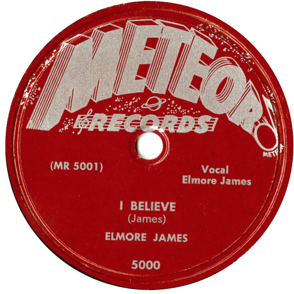 The Complete Meteor Blues, R&B