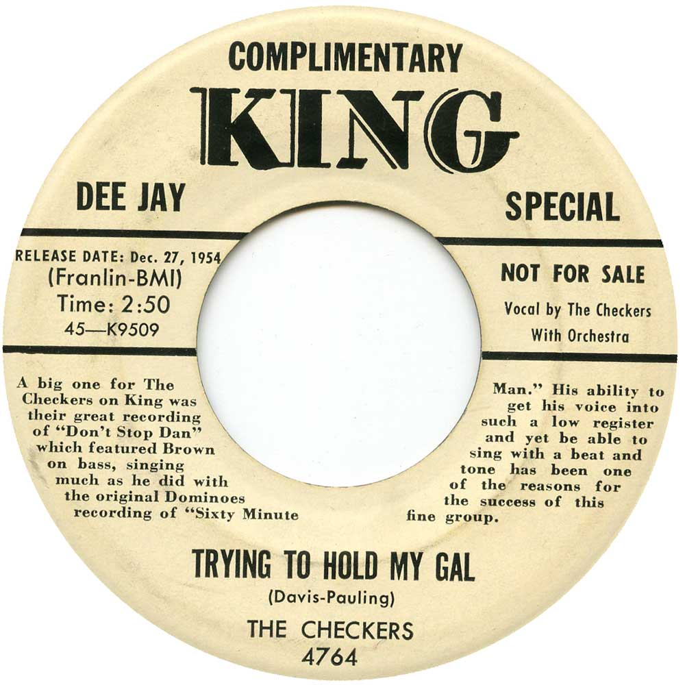 Checkmate: The Complete King Recordings