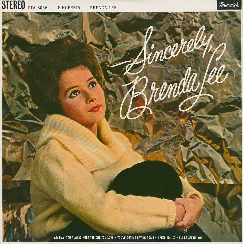 Brenda Lee - Sincerely Brenda Lee