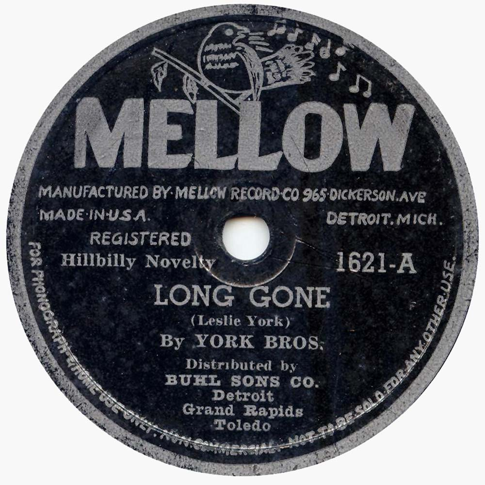 Long Time Gone: The King & Deluxe