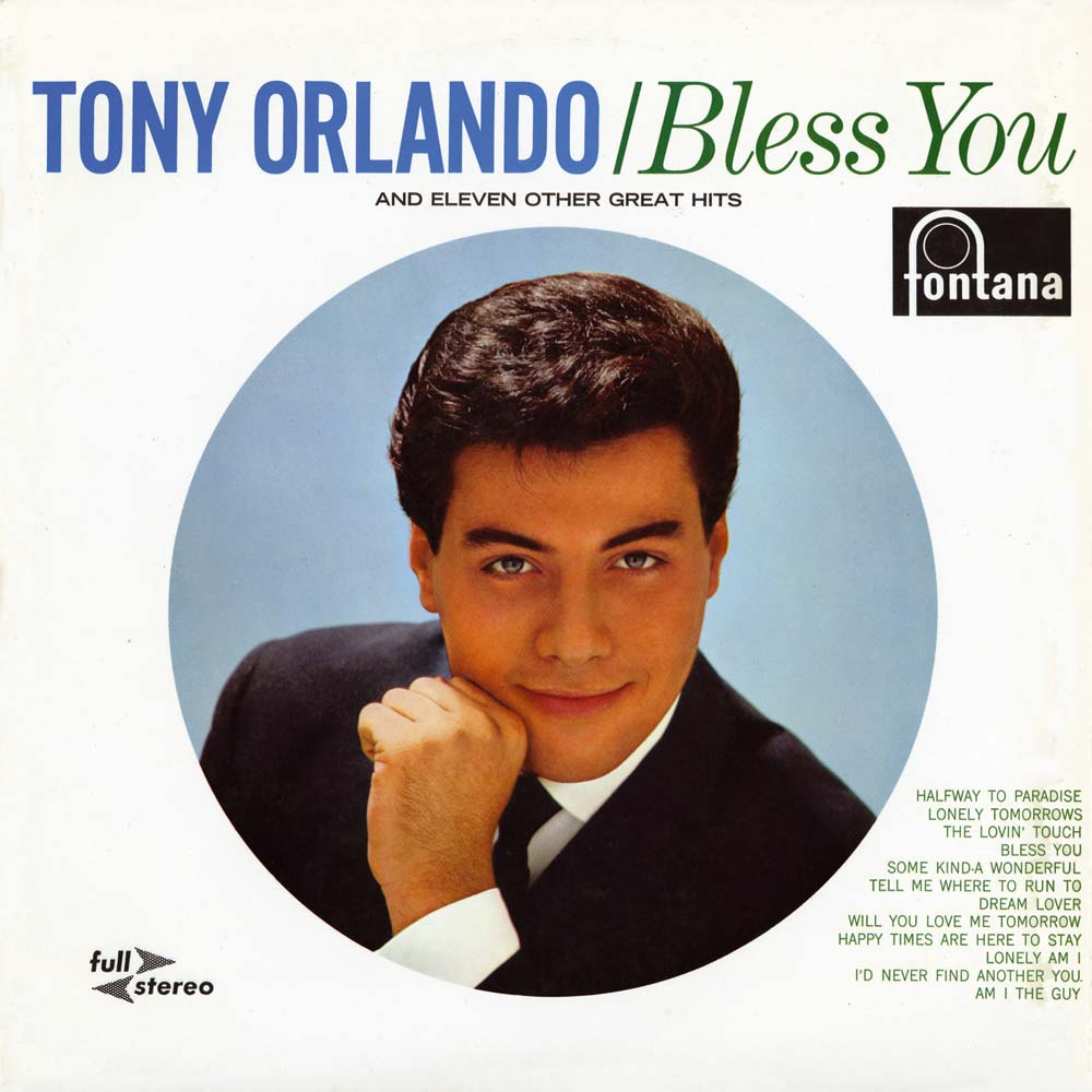 Tony Orlando Halfway To Paradise The Complete Epic